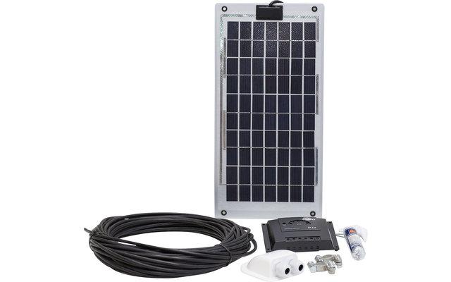 SunSet Laminat Solarmodul-Set 10W
