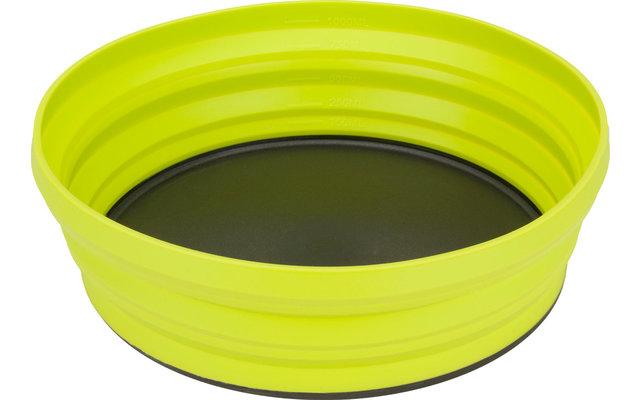 Sea to Summit X-Bowl Faltbare Schüssel Lime 650 ml