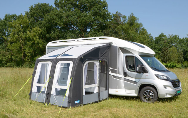 Kampa Dometic Rally Air Pro 260 XXL aufblasbares Reisemobilvorzelt