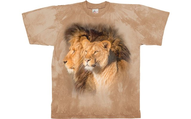Harlequin Royal Pair T-Shirt