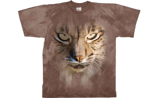Harlequin Lynx Look T-Shirt