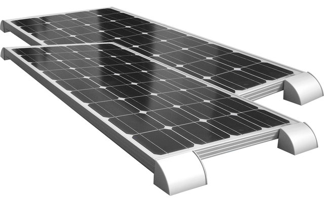 Alden High Power Easy Mount Dou-Kit Solarset 2 x 100 W mit 220 W Solarregler