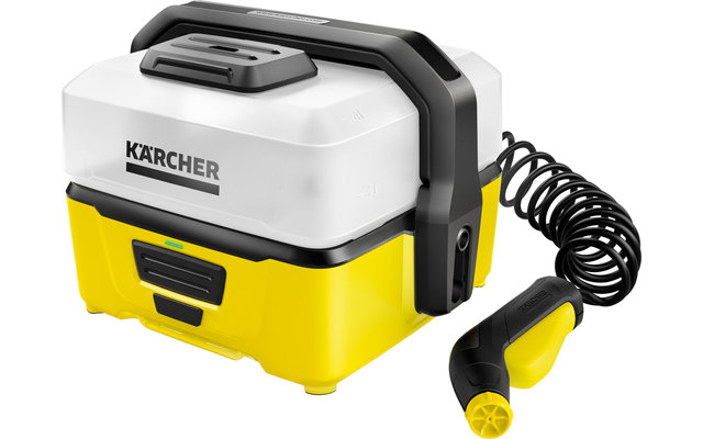 Kärcher Mobile Outdoor Cleaner OC 3 Akku-Niedrigdruckreiniger