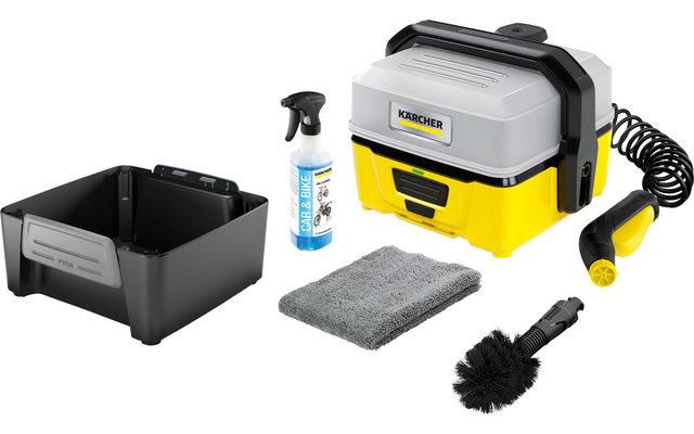 Kärcher Mobile Outdoor Cleaner OC 3 Akku-Niedrigdruckreiniger inklusive Bike Box