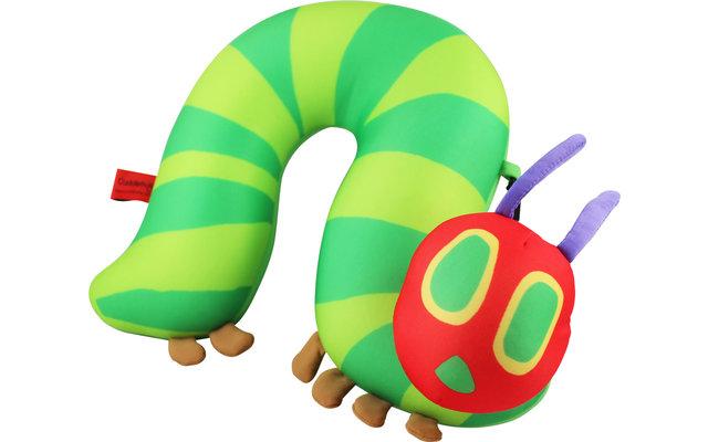 Cuddlebug Raupe Kinder-Reisekissen