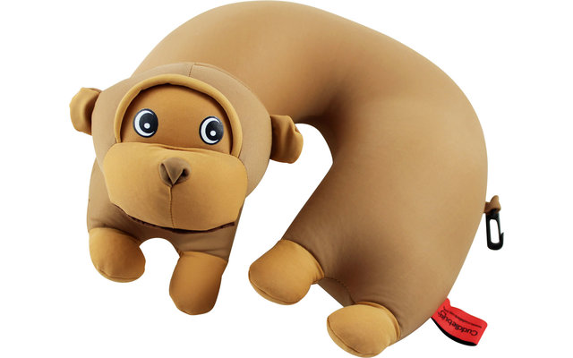 Cuddlebug Affe Kinder-Reisekissen