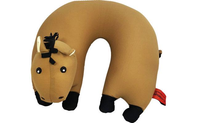Cuddlebug Pferd Kinder-Reisekissen