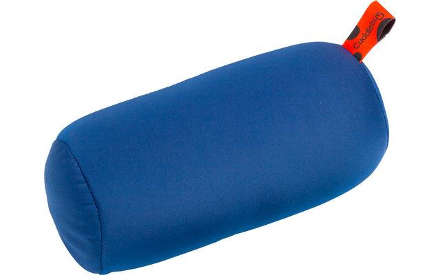Cuddlebug Reisekissen medium blau