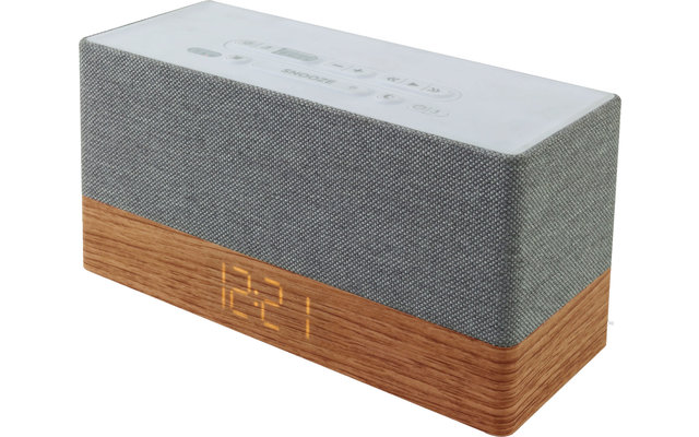 Soundmaster UR620 UKW Uhrenradio mit Bluetooth