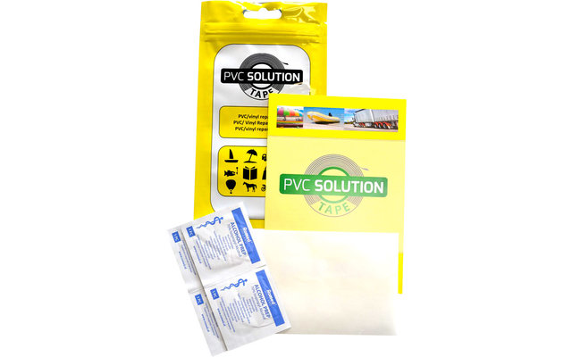 Yachticon Solution Tape Klebe-Set PVC 28 x 7,6 cm