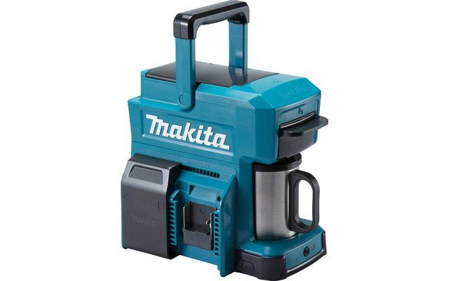 Makita DCM501Z Akku-Kaffeemaschine (ohne Akku)
