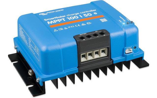 Victron SmartSolar MPPT 100/50 mit Bluetooth-Steuerung Solar-Laderegler 100 V / 50 A