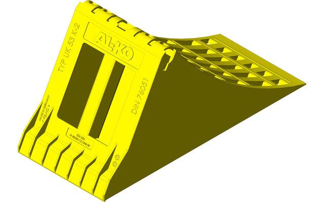 AL-KO Typ UK 53 K-2 Unterlegkeil Gelb