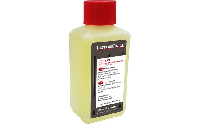 Lotus Brennpaste für Holzkohlegrills 200 ml