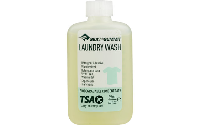 SeaToSummit Trek & Travel Liquid Laundry Wash Waschmittel 89 ml