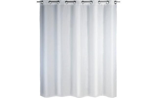 Wenko Comfort Flex Duschvorhang 180 x 200 cm weiß