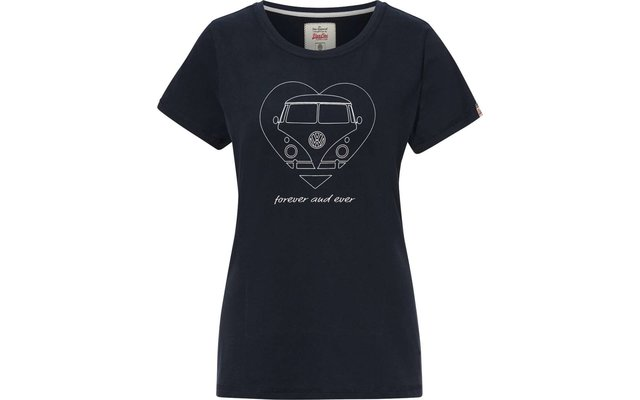 Van One Classic Cars Bulli Forever Damen T-Shirt