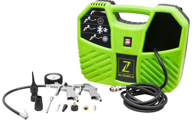 Zipper ZI-COM2-8 Kofferkompressor 230 V / 8 bar