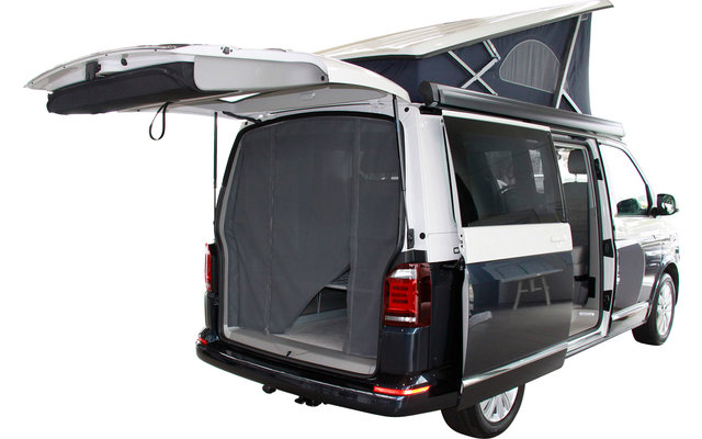 Hindermann Insektenschutzvorhang Heckklappe VW T5 / T6 Multivan / California