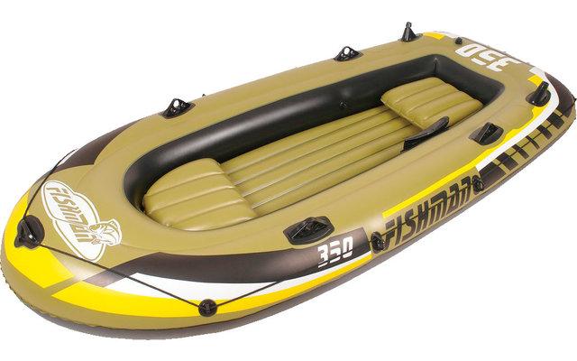 Intex Pathfinder Fishman 3 Personen Schlauchboot inkl. Paddel und Sitzkissen