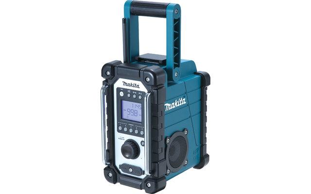 Makita DMR107 UKW Akku-Baustellenradio 7,2 - 18V (ohne Akku)