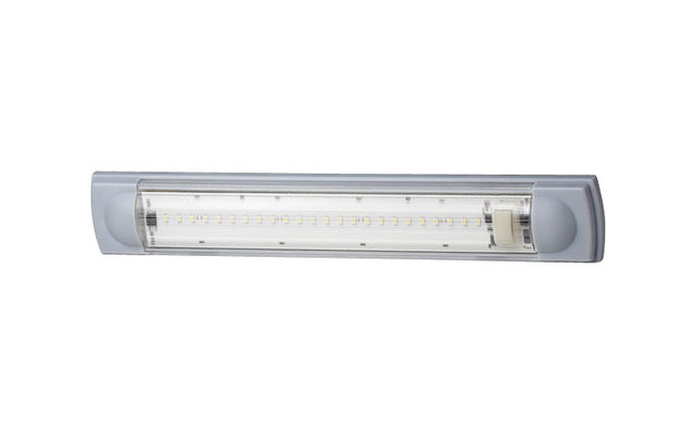 Hella LED Innenraumleuchte / Deckenleuchte mit Schalter 12 V / 7 W
