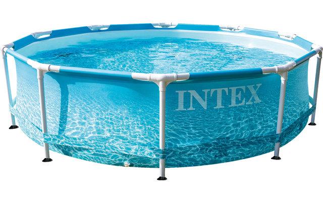 Intex Metal Frame Stahlrahmen-Pool 305 x 76 cm