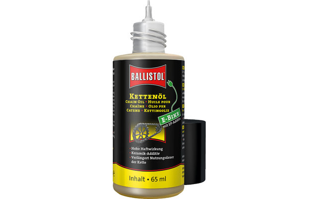 Ballistol E-Bike Kettenöl 65 ml