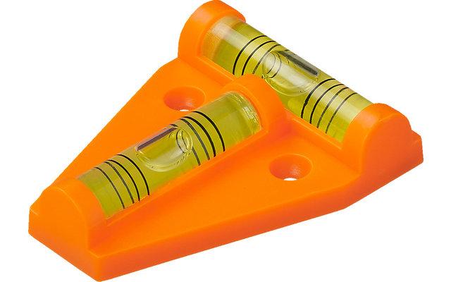 Piramide Wasserwaage mit Magnethalterung