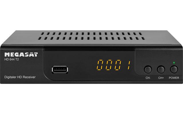 Megasat HD 644 T2 Full-HD Receiver