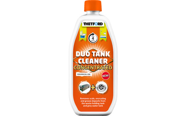 Thetford Duo Tank Cleaner Concentrated Tankreiniger 800 ml