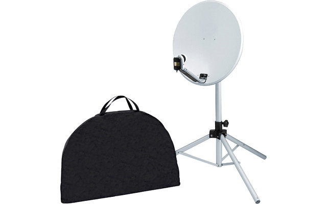 Maxview Portable-Sat-Kit 54cm + Receiver