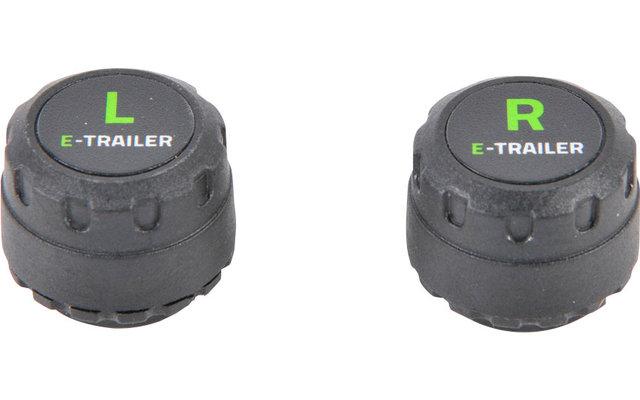 E-Trailer E-Pressure Reifendrucksensoren für Smart Trailer System 2 Stück