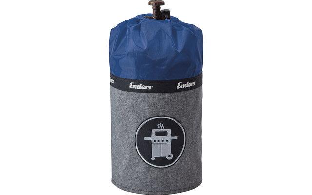 Enders Style Gasflaschenhülle 5 kg blau