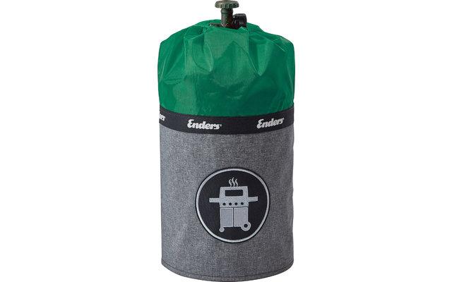 Enders Style Gasflaschenhülle 5 kg grün