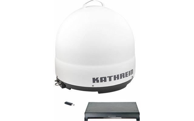 Kathrein CAP 500 M Plus vollautomatische Sat-Anlage Single-LNB (inkl. CAP-Konverter)