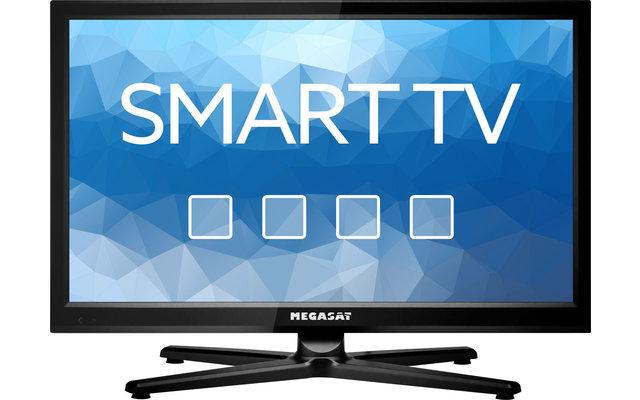 """Megasat Royal Line II Smart LED Fernseher 19"""""""