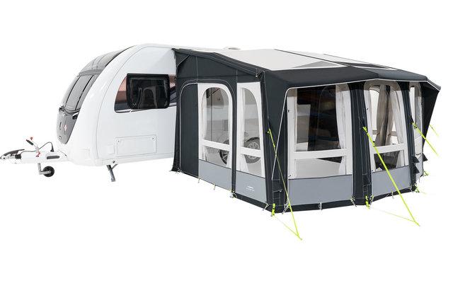 Dometic Ace Air Pro 400 S aufblasbares Wohnwagen- / Reisevorzelt 325 x 400 cm