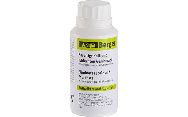 Berger Wassertankerfrischung