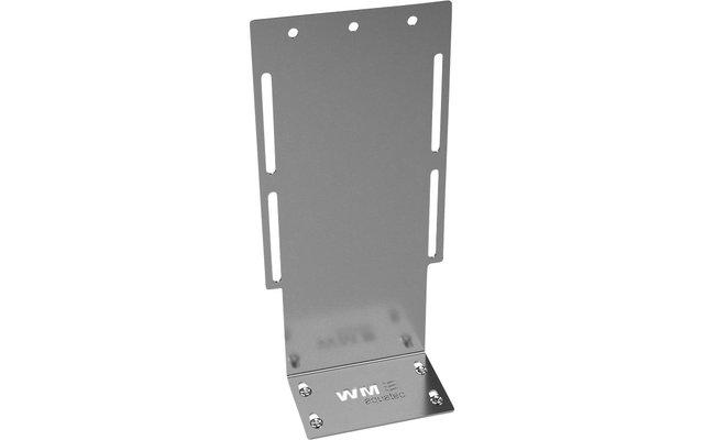 WM Aquatec Edelstahl Boden-Befestigungswinkel für UV-C LEDTrinkwasser-Desinfektionsgerät