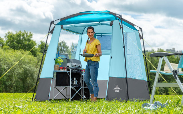 Camptime Venus freistehendes Küchen- / Universalzelt