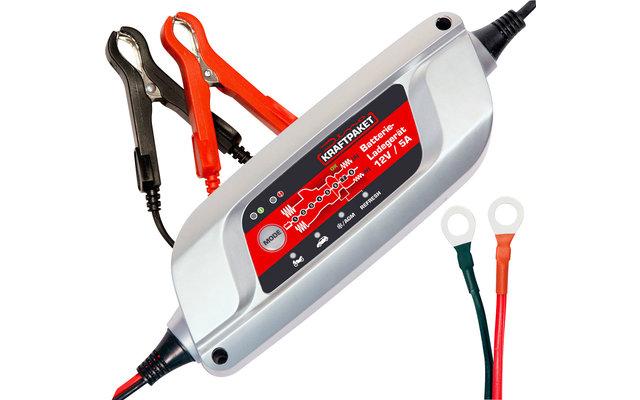 Dino Kraftpaket Batterieladegerät 12 V / 5 A
