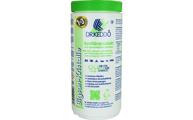 Dr. Keddo Bigsan-Kristalle Sanitärprodukt 1.000 g