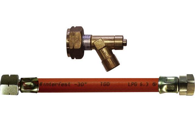 HD-Schlauch Garnitur 450 mm