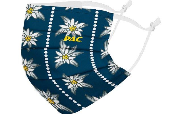 P.A.C. Mund-und-Nasen Mehrweg-Maske 3-lagig