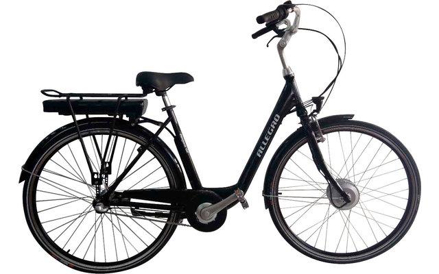 """Allegro Elegant 02 E-Bike 28 """" schwarz"""