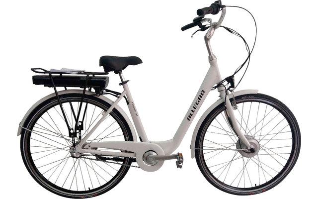 "Allegro Elegant 02 E-Bike 28 "" weiß"