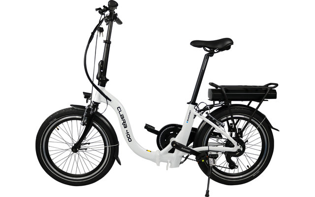Blaupunkt Clara 400 faltbares E-Bike