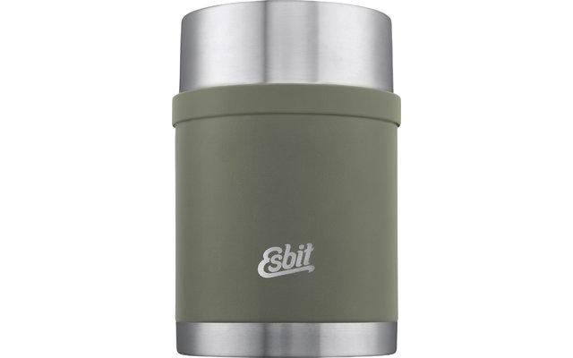 Esbit Sculptor Food Edelstahl Thermobehälter 750ml Grau