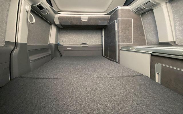 Hindermann Travel Innenisoliermatten Set VW T5 / T6 California Wohnraum + Heckklappe 5-tlg.